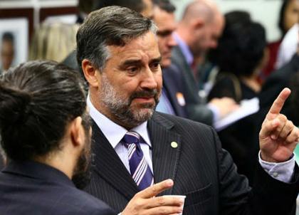 """Foto de OBRAS FEDERAIS. Para Pimenta, 'Travessia Urbana' não vai parar: """"mais recursos já nos próximos dias"""""""