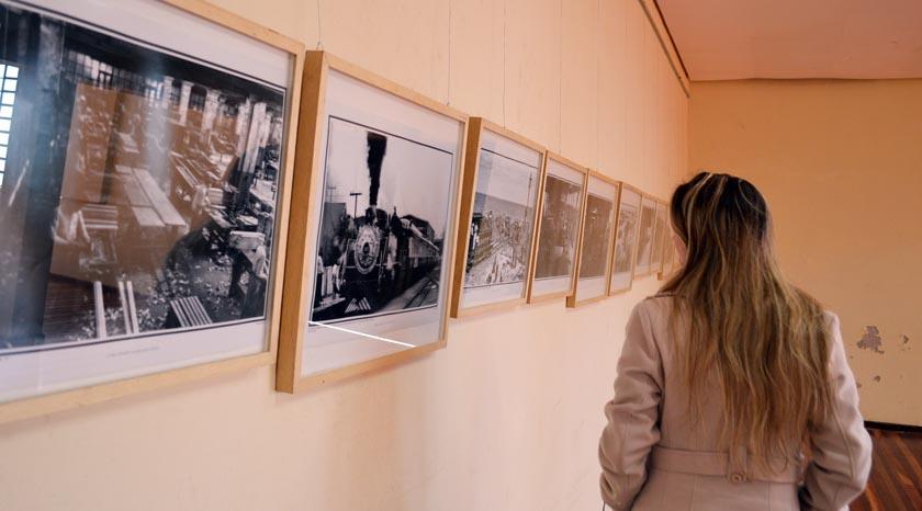 """Foto de HISTÓRIA. '21 de Abril' receberá mostra de fotos da exposição original """"O Rio Grande na Era dos Trens"""""""