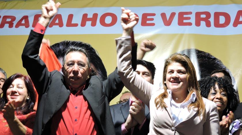Foto de ELEIÇÕES. Petistas oficializam Valdeci, Helen e 31 candidatos à Câmara, inclusive do PC do B e do PHS