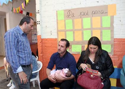 Candidato do PDT à Prefeitura fez visitas a vários bairros, nesta quarta