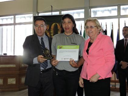 """Foto de ASSEMBLEIA. Comissão de Saúde e Meio Ambiente entrega quarta o prêmio """"Pioneiras da Ecologia 2016"""""""