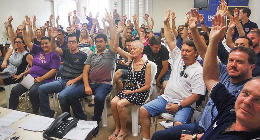 Foto de ESTADO. Policiais civis gaúchos anunciam paralisação, Marcha e operação padrão contra o 'Pacote de Sartori'
