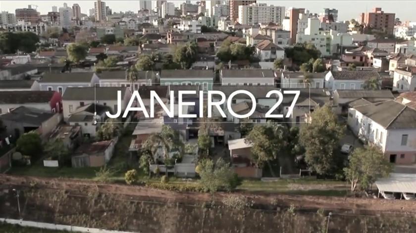 Foto de DATA. Cineclube da Boca exibe 'Janeiro 27' na quinta