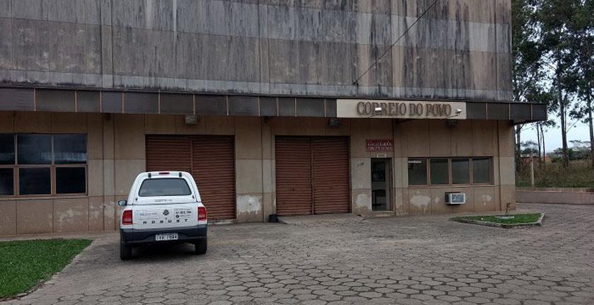 Foto de MÍDIA. Confira os motivos alegados pelo Correio do Povo para acabar com o parque gráfico em São Sepé