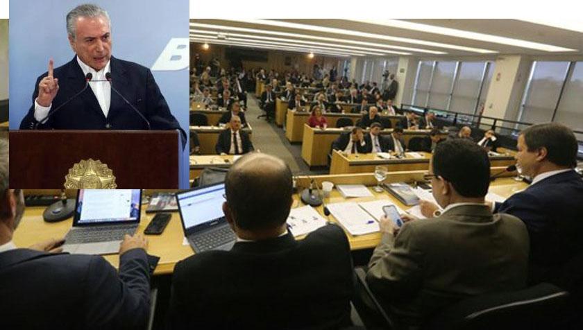 Foto de CRISE POLÍTICA. Agora, além de partidos, é a OAB que proporá processo de impeachment contra Temer