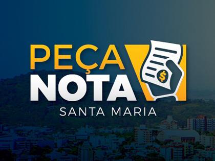Foto de TRIBUTOS. Sorteio inicial do 'Peça Nota Santa Maria' vai dar dez prêmios em dinheiro e desconto no IPTU