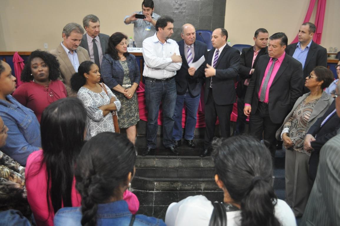Foto de PREFEITURA. Secretário é alvo de sindicância