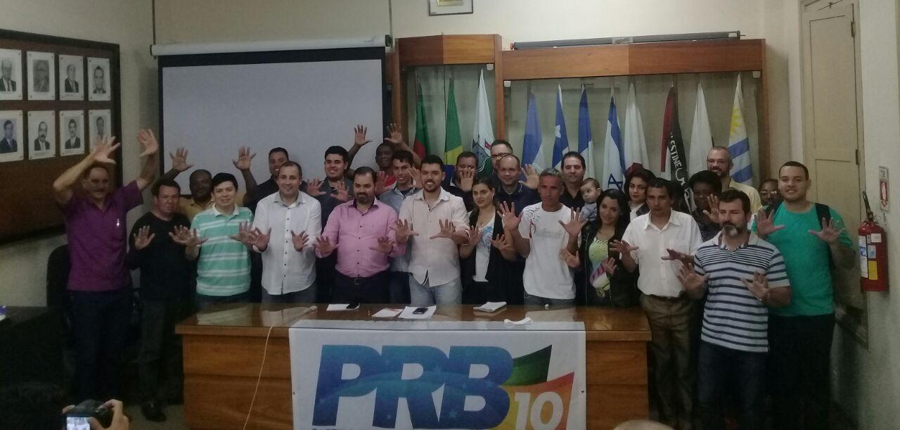 Foto de PARTIDOS. PRB/SM já tem 20 pré-candidatos a vereador para disputar as eleições de… 2020!