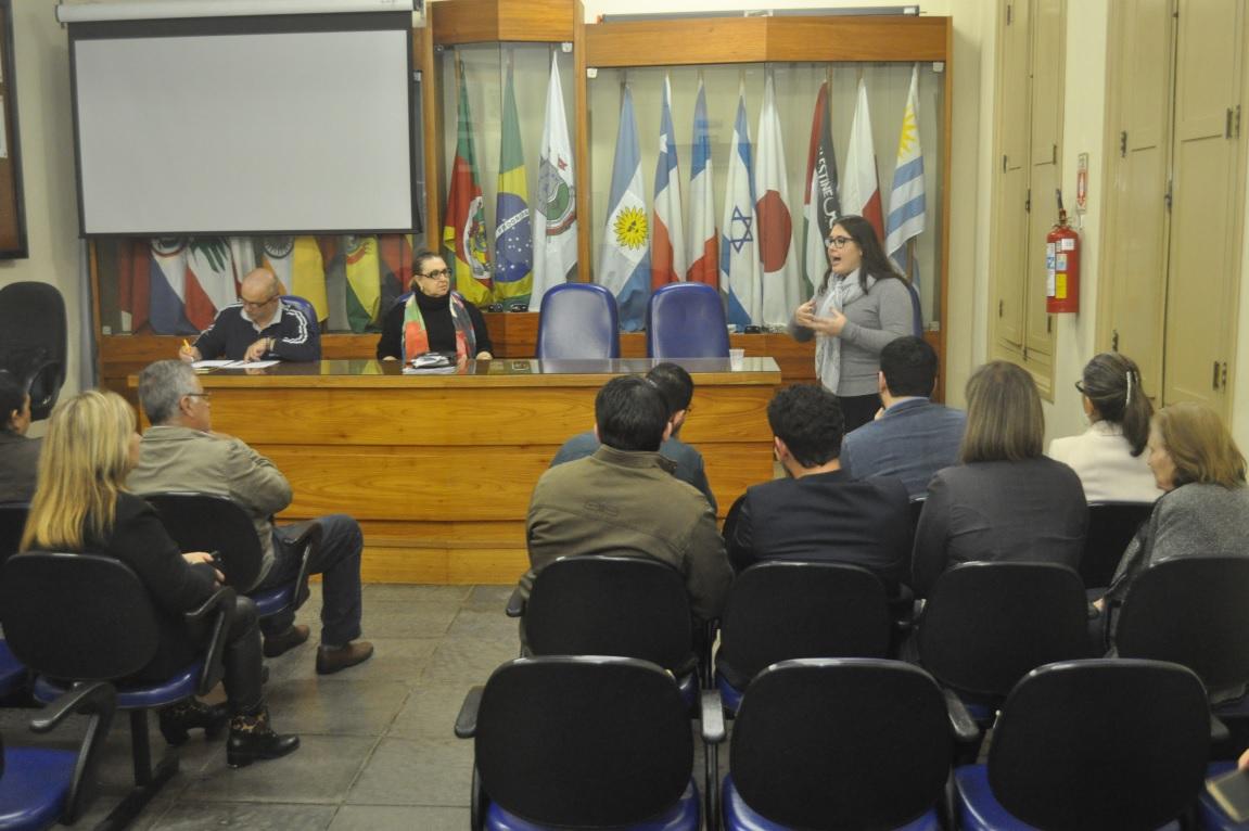 Foto de PARTIDOS. Membros do Diretório Municipal do PP cobram a candidatura de Heinze ao governo do Estado