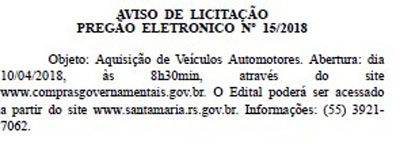Foto de Bronca judicial no Santa Rita, a falta de legistas, carros para a Prefeitura… – por Luiz Roese