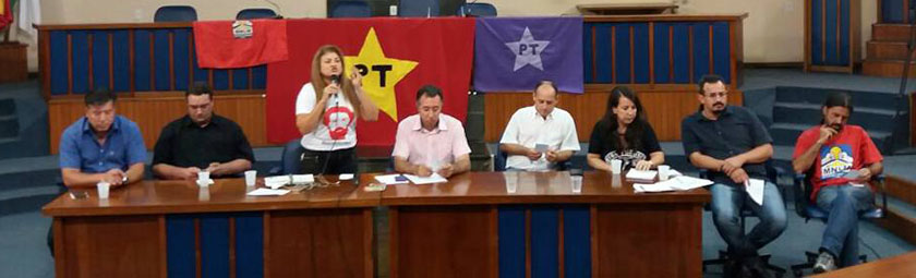 Foto de LUNETA ELETRÔNICA. CPI polêmica, móveis sumidos, confusão na sindicância, PP e Heinze, Vargas e Adesm