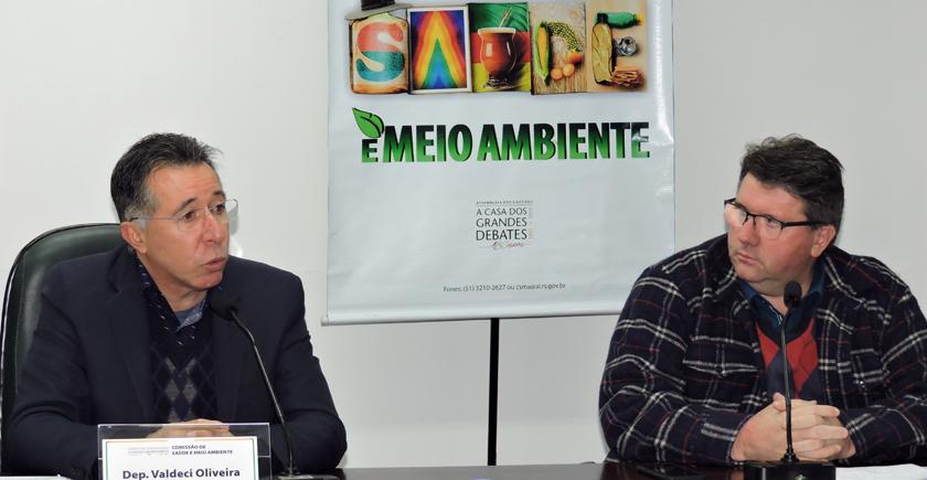 Foto de ASSEMBLEIA. Aprovada audiência pública aqui em Santa Maria sobre as leis das agroindústrias familiares