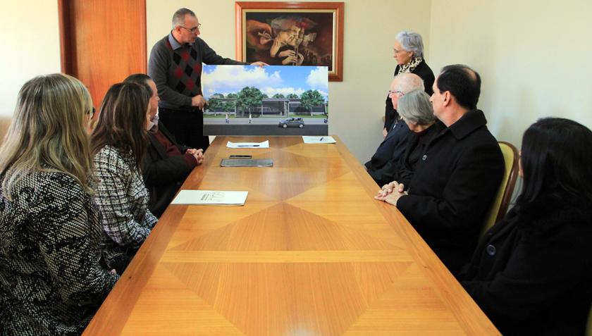 Foto de SAÚDE. Prefeitura e UFN assinam novo termo para viabilizar instalação da Unidade Básica Floriano Rocha