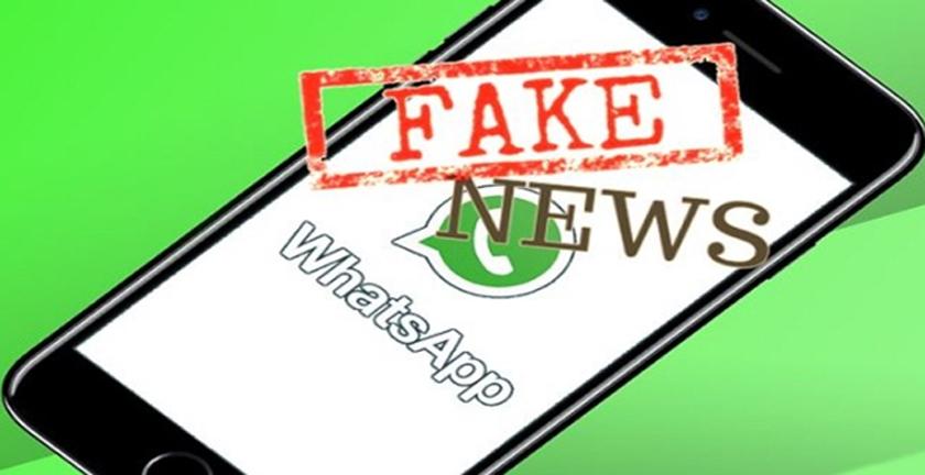 """Foto de """"FAKE NEWS"""". Aplicativo WhatsApp bane contas de empresas suspeitas de disparar mensagens em massa"""