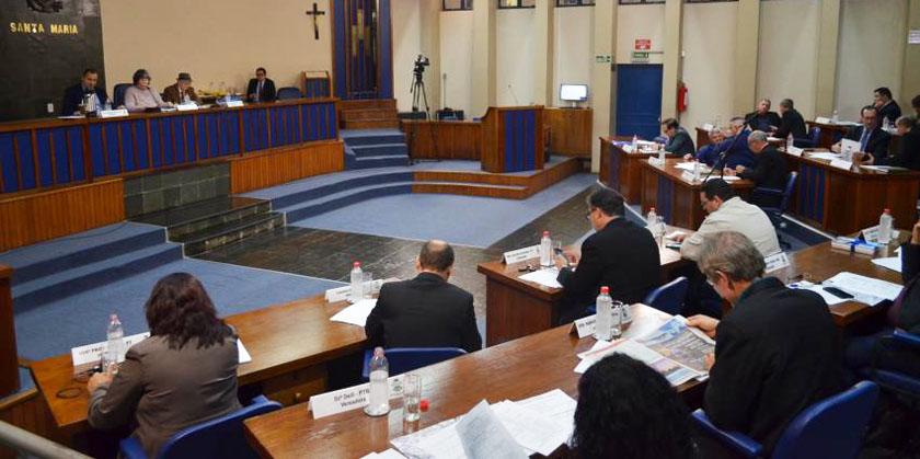 Foto de CÂMARA. Confira os 52 projetos de vereadores de Santa Maria e que viraram leis no primeiro semestre
