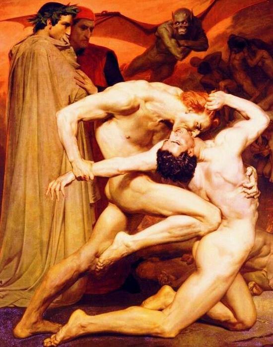 """Foto de ARTIGO. Michael Almeida Di Giacomo, empatia que não existe e o vazio existencial, o """"inferno de Dante"""""""