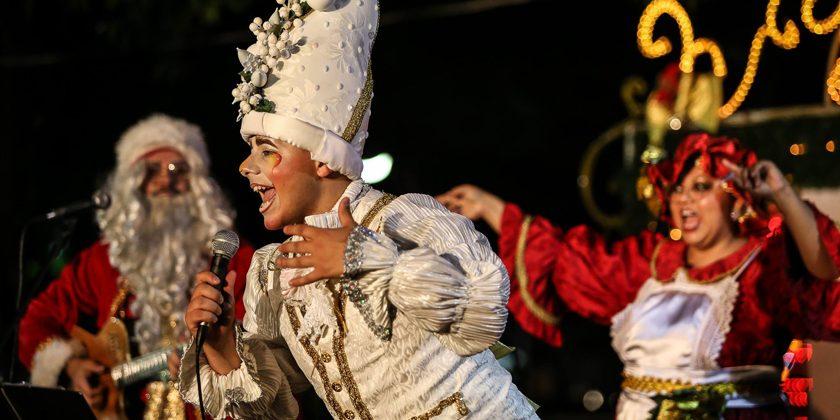 CULTURA. Projeto leva espetáculos ao Parklet e ao Calçadão, nos finais de semana até 22 de dezembro
