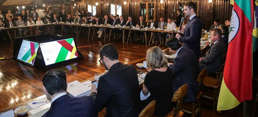 ARTIGO. Giuseppe Riesgo, as propostas de Leite e o Rio Grande que 'não cabe mais no bolso dos gaúchos' - riesto-artigo