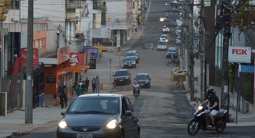 Foto de CIDADE. Investimento de mais de R$ 2 milhões para repavimentar seis ruas do Centro.  Licitação já aberta