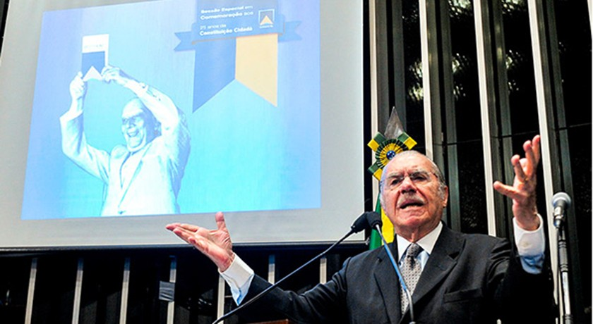 Foto de HISTÓRIA. Os 90 anos e o legado (segundo o próprio) de um dos decanos da política brasileira: José Sarney