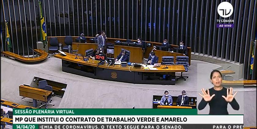 Foto de ARTIGO. Paulo Pimenta, 'carteira verde-amarela' via MP 905 e o caráter predador da plutocracia brasileira