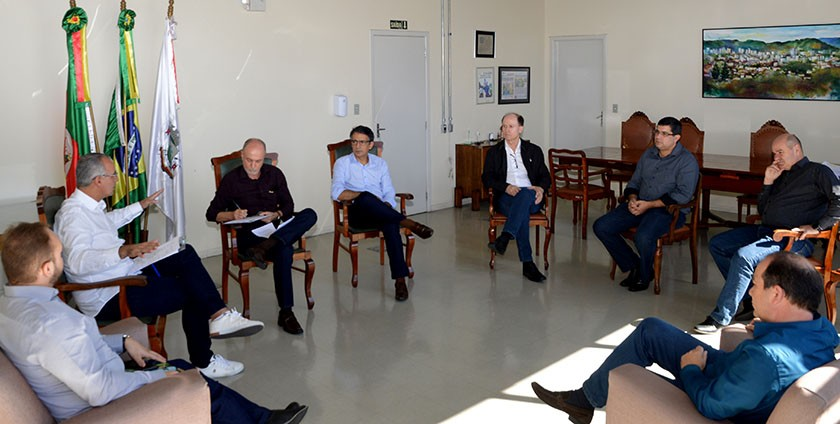 Foto de CORONAVÍRUS. Reunião entre Prefeitura Municipal e Espaço Contábil trata da retomada da economia local