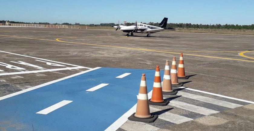 Foto de TRANSPORTE. Mesmo sem voos comerciais, triplica movimento no Aeroporto Municipal. Entenda por quê!