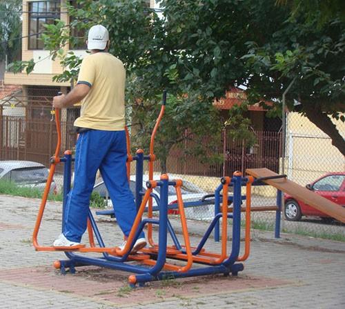 Foto de CIDADE. Prefeitura irá montar academias ao ar livre em 5 bairros. Já saiu o edital para contratar execução