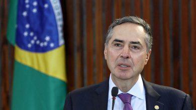 """Foto de ELEIÇÕES 2020. """"Não falte a esse encontro com a história"""", pede o ministro Luís Roberto Barroso"""