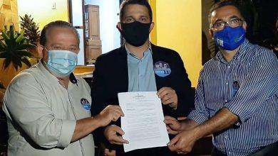Foto de BASTIDORES. Behr com Cechin, Novo na área e a volta da propaganda eleitoral nesta sexta-feira, 20