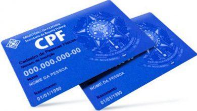 Foto de CIDADANIA. Deputados aprovam projeto que faz do CPF único número de identificação geral no Pais