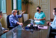 Foto de BASTIDORES. Schirmer vira protagonista na troca de governo na Capital, Hospital Regional, leilões…