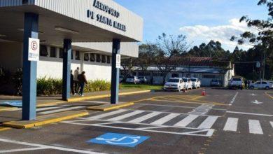 Foto de TRANSPORTE. Com protocolo sanitário anticovid, Aeroporto Municipal retoma voos para Porto Alegre
