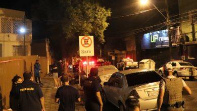 Foto de CIDADE. Força-tarefa notifica responsável por festa funk que reuniu em torno de 150 pessoas em SM