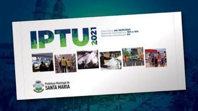 Foto de CIDADE. Com pagamento da cota única e da 1ª parcela, Prefeitura arrecada 51% do total do IPTU 2021