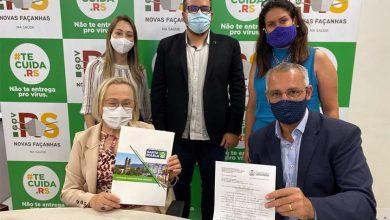 Foto de COVID. Prefeitura apresenta proposta para incluir grupos prioritários no Plano Nacional de Vacinação