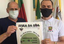 Foto de SÃO SEPÉ. Praça das Mercês receberá Feira da Uva e Pequeno Agricultor nos dias 29 e 30 de janeiro