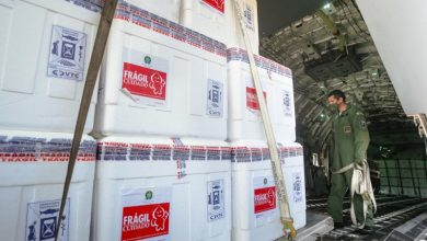 Foto de COVID-19. Secretaria Estadual da Saúde prepara distribuição de mais de 170 mil doses da CoronaVac