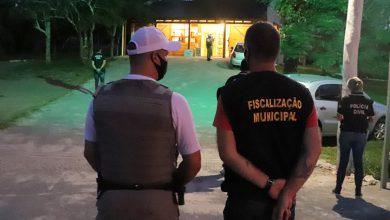 Foto de CIDADE. Fiscalização Integrada realiza mais de 80 vistorias no final de semana. Foram 21 notificações