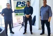 Foto de PARTIDOS. Jader Maretoli assume a presidência do PSL de Santa Maria e já mira a eleição à Assembleia