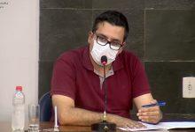 Foto de COVID. Secretário de Saúde calcula que cerca de 3.750 doses de CoronaVac foram perdidas em SM