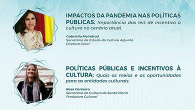 Foto de EVENTO. DT Querência da Medianeira promove seminário virtual sobre leis de incentivo à cultura