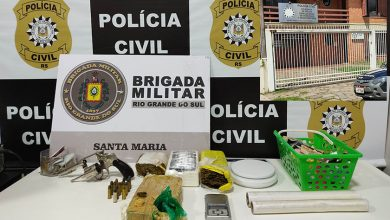 Foto de CIDADE. Operação policial prende quatro nesta sexta. Os crimes investigados: tráfico e homicídios